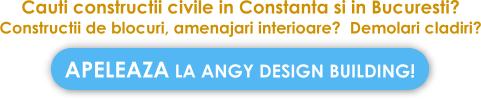 Apeleaza la serviciile Angy Design Building!