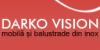 DARKO VISION - balustrade si scari din inox - mobilier - confectii metalice