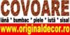ORIGINAL DECOR - covoare - covoare lana - covoare piele - covoare bumbac - lenjerii de pat