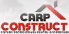 CARP CONSTRUCT - Tigle metalice, tabla acoperis, sisteme pluviale