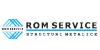 ROM SERVICE - Proiectare, fabricare și montaj structuri metalice