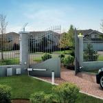 Automatizare electromecanica pentru bariere stradale