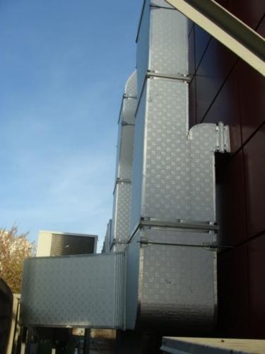 Instalații de climatizare
