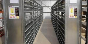 Sisteme rafturi hale si arhive