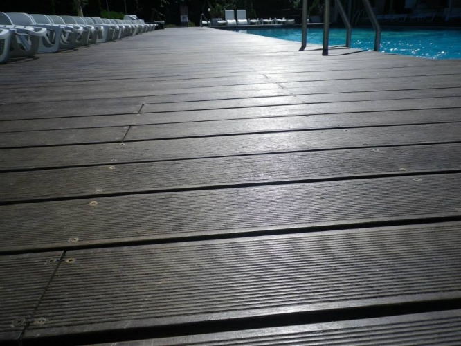 Lac podea piscină