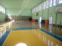 Reparatii si igienizare sala sport