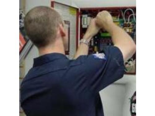 Instalare sistem detectie incendiu