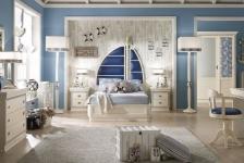 Dormitor stil marinaresc