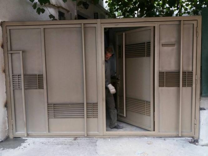 Montaj dulapuri metalice pentru depozitare