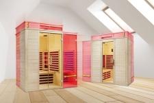 Saune cu infrarosu
