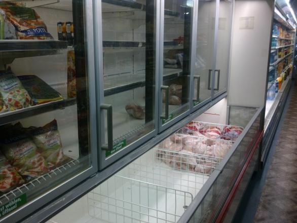 Rafturi frigorifice congelare