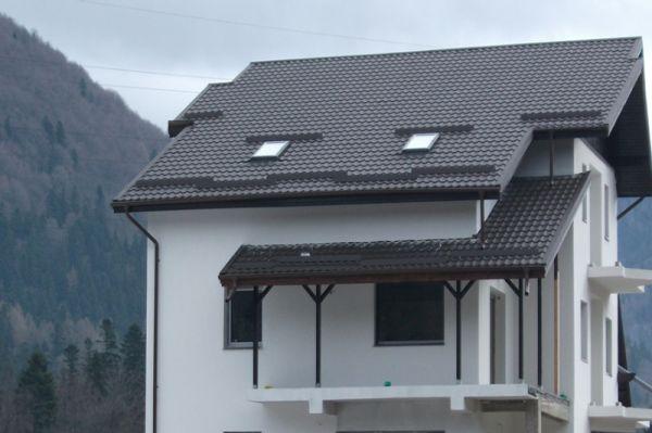 Panou termoizolant pentru acoperis