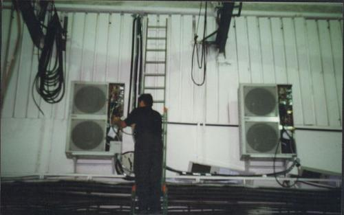 Lucrari de climatizare si ventilatie