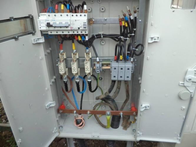 Panouri electrice