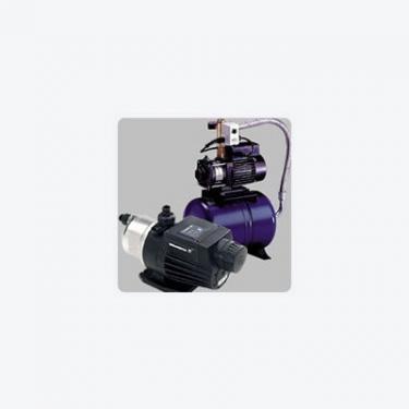 Sisteme compacte de pompare tip hidrofor