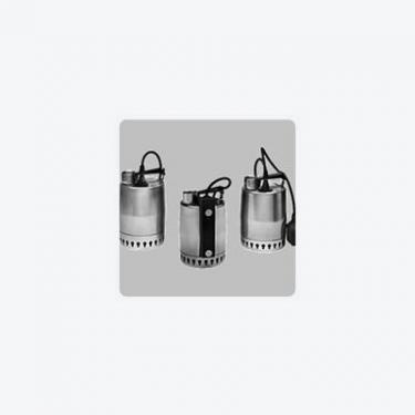 Electropompe submersibile, pentru evacuari ape din subsoluri, tip KP