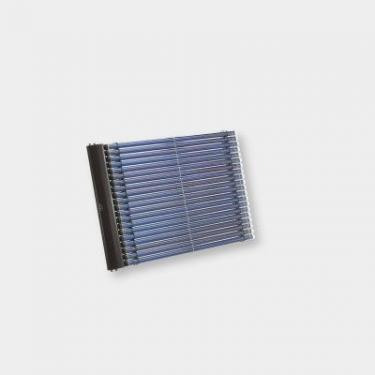 Colector solar din tuburi vidate cu functionare pe principiul tubului termic Heatpipe