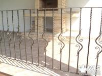 Balustrade pentru balcon