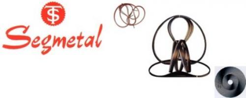 Banda metalica Segmetal