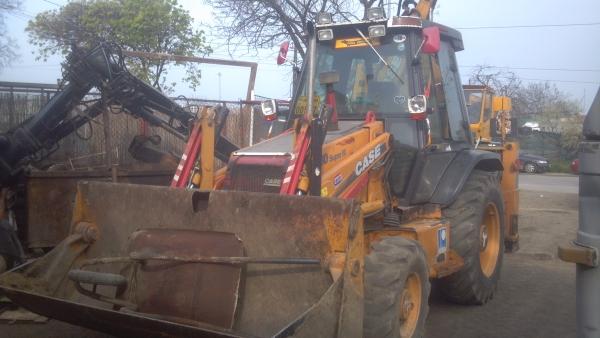 Reparatii excavatoare