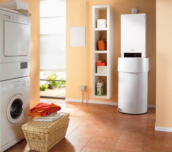Vitocell - boiler vertical pentru prepararea de apa calda menajera