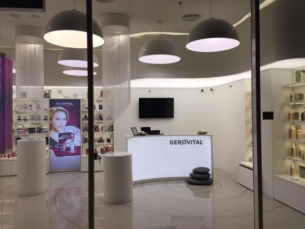 Rețea de magazine Gerovital