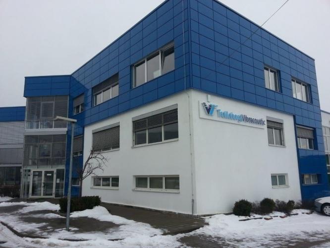 Extindere fabrica Trelleborg din Dej