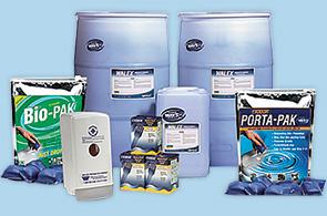 Soluții ecologice profesionale pentru întreținere toalete