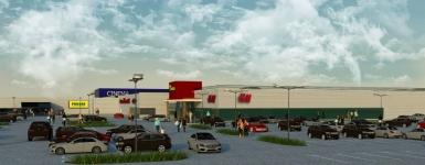 Proiectare instalații Severin Shopping Center