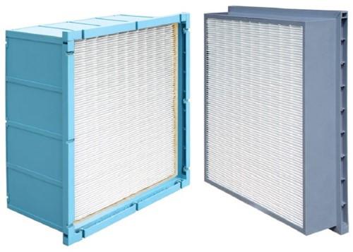 Ventilator axial cu transmisie prin curea.