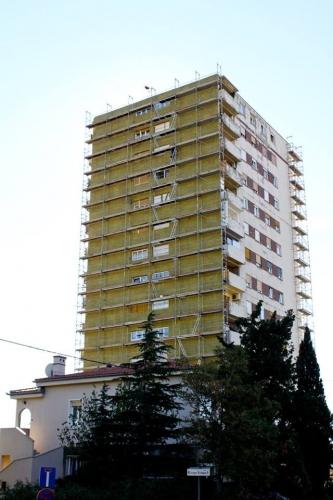 Lucrari hidroizolare blocuri rezidentiale