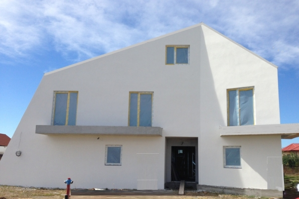 Case in constructie