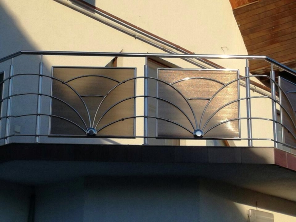 Balustrade design personalizat