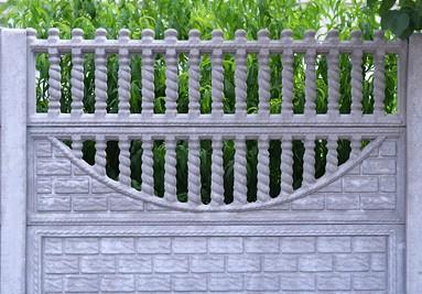 Garduri prefabricate