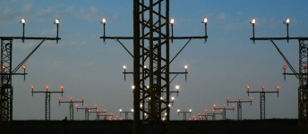 Sistem de balizaj aeroportuar Arad