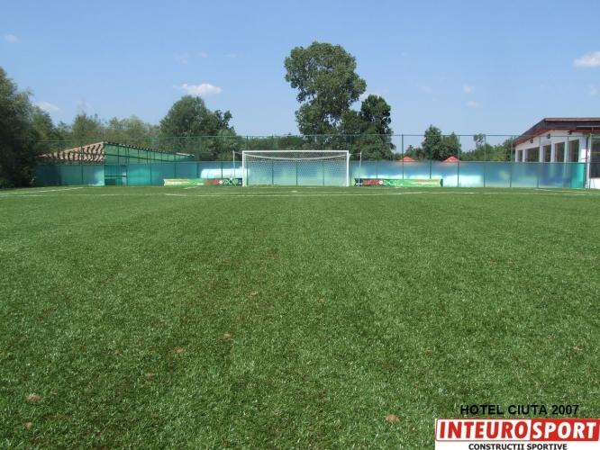 Teren de fotbal Hotel Ciuta 2007