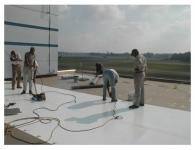 Lucrari de hidroizolatii PVC