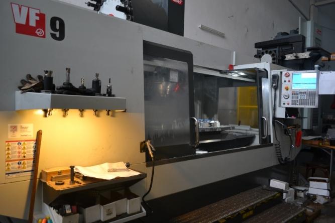 Utilaj frezare CNC