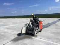 Taiere pista aeroport