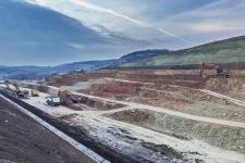 Studii geotehnice autostrada Brasov-Cluj-Bors