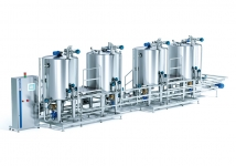 Linii pentru produse acidofile