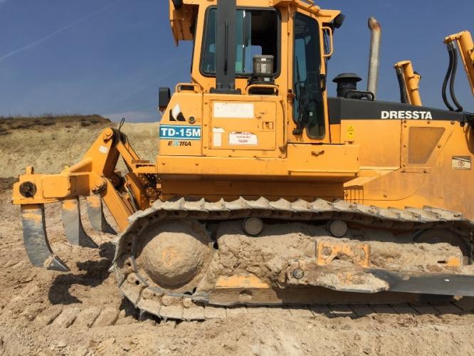 Extracție nisipuri cuarțoase