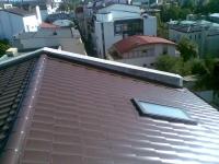 Tigla metalica pentru blocuri