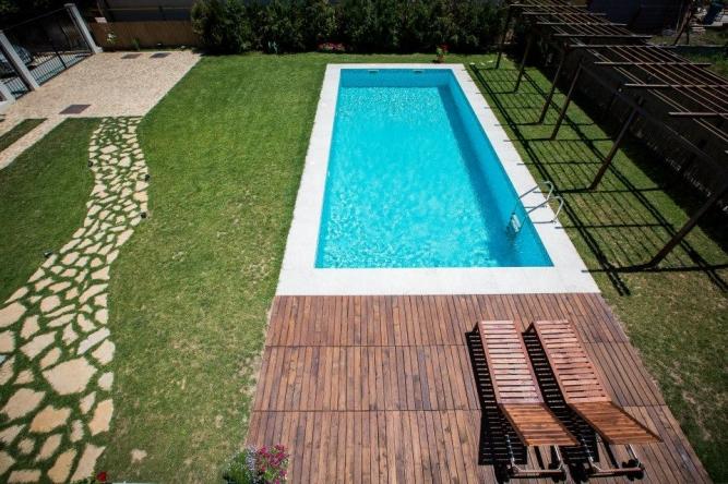 Pensiune turistică cu piscină