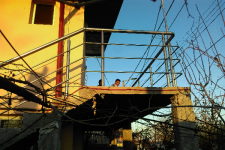 Balustrada aluminiu pentru cladiri rezidentiale