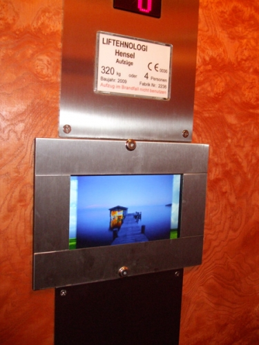 Revizie si intretinere ascensor