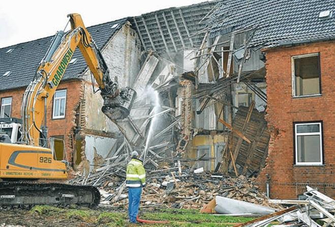 Demolări și excavări