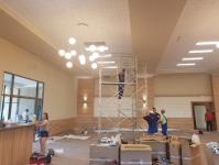 Instalatii electrice sala de evenimente