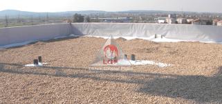Hidroizolatii acoperis balastat